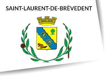 Logo Saint-Laurent-de-Brèvedent