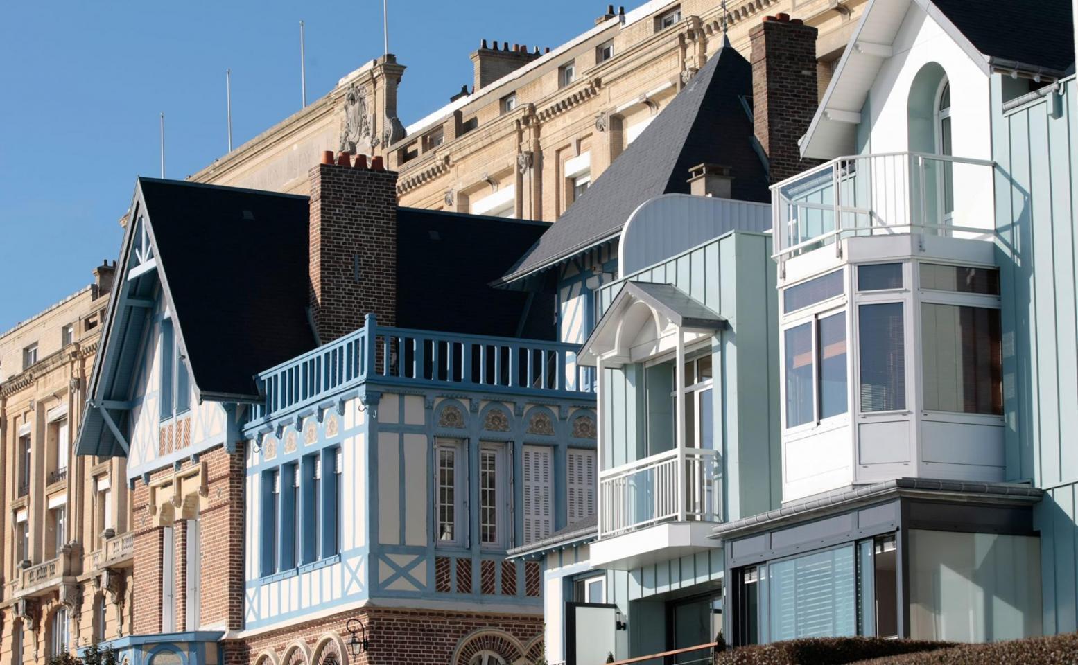 Villas, Sainte-Adresse